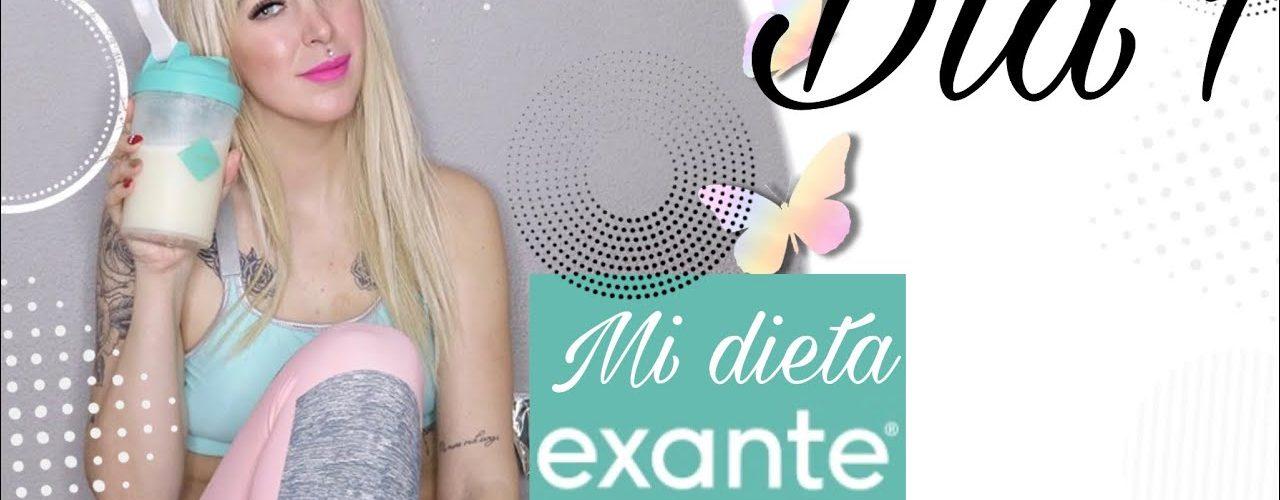 Dieta Exante Día-1