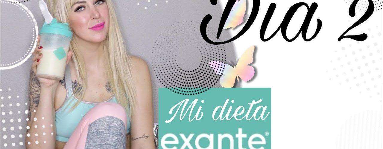 Dieta Exante Día-2