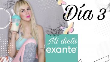 Dieta Exante Día-3