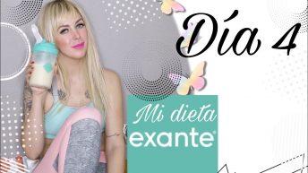 Dieta Exante Día-4