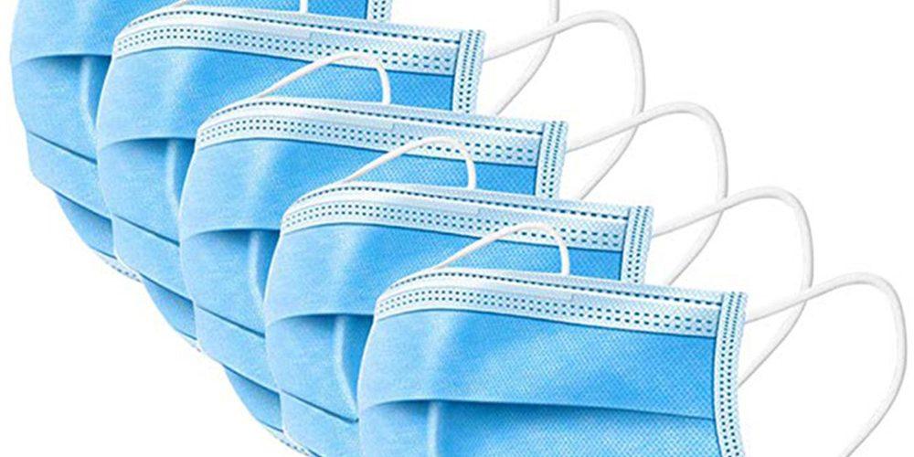 Mascarillas quirúrgicas 3 capas