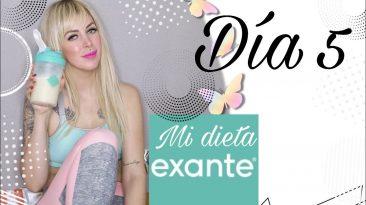 DIETA EXANTE-DIA 5
