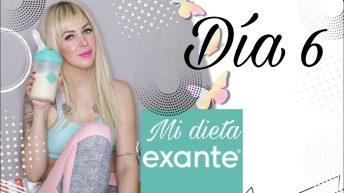 DIETA EXANTE-DIA 6