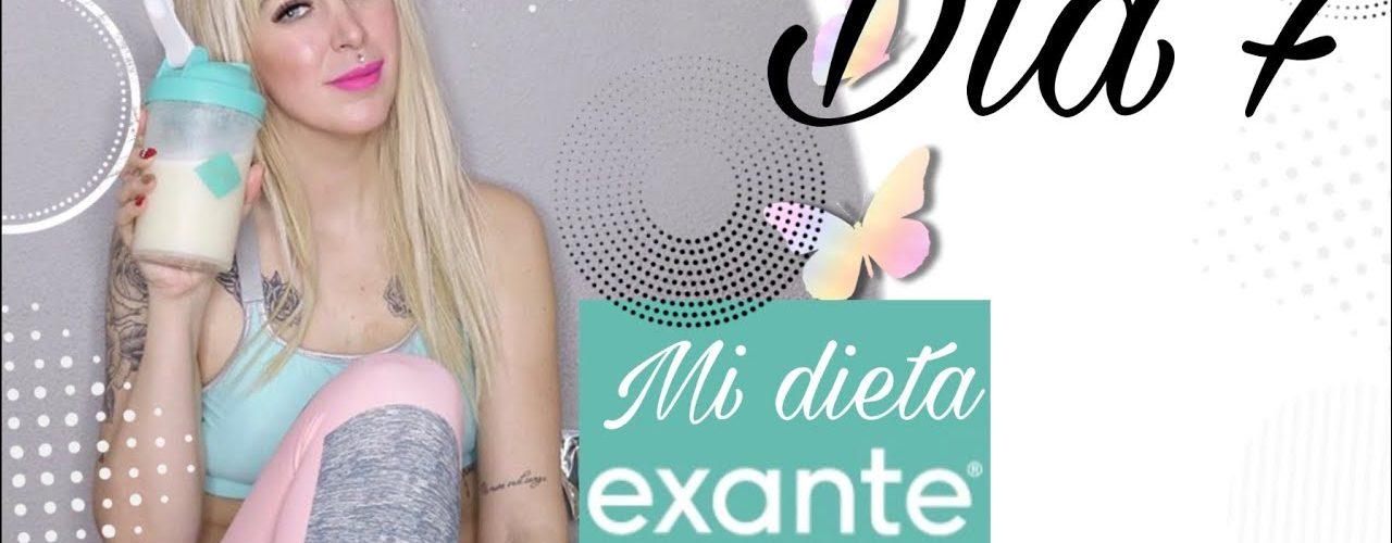 DIETA EXANTE-DIA 7