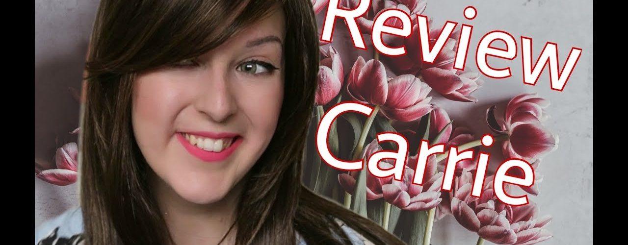 PELUCAS-REVIEW CARRIE-TALIA
