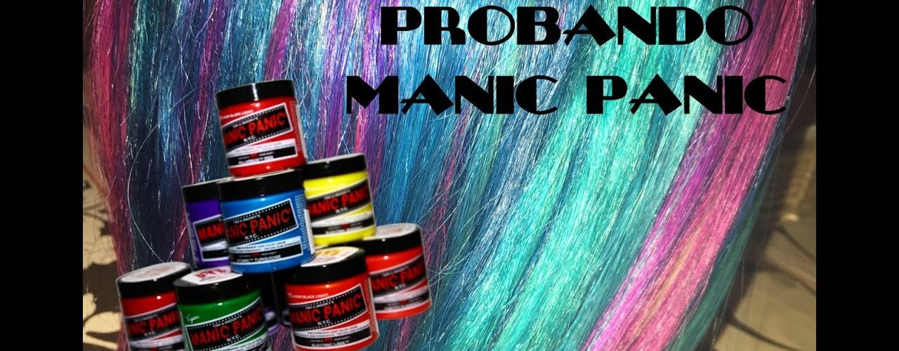 Probando MANIC PANIC En peluca