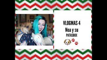 VLOGMAS 4-Noa y su Patasbox