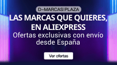Ofertas AliExpress Plaza