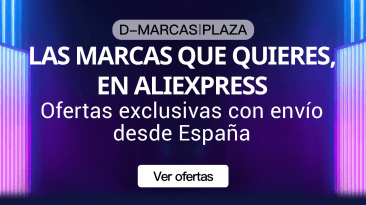 Ofertas AliExpress Plaza